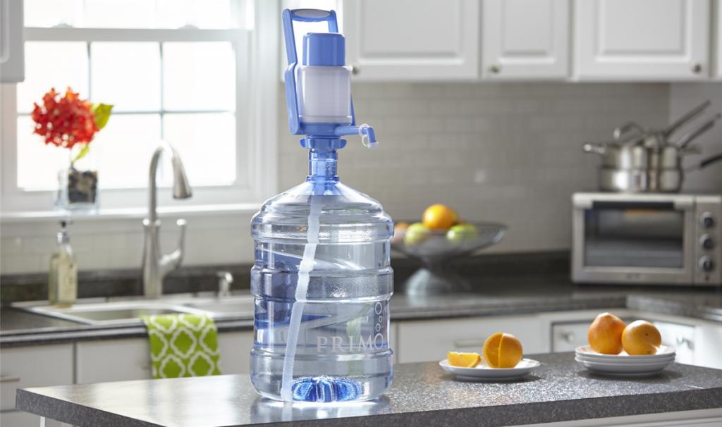 dispensador de agua garrafa casa